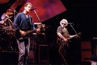 Grateful Dead: Bob Weir and Jerry Garcia