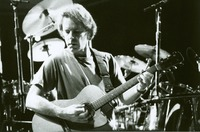 "Bob Weir performing ""Space"", with an acoustic guitar"