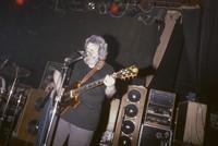 Jerry Garcia Band, ca. 1985: John Kahn, Jerry Garcia