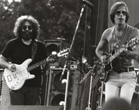 Grateful Dead: Jerry Garcia, Bob Weir