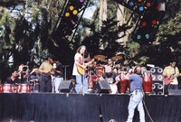 Bill Graham Memorial (Laughter, Love And Music): Carlos Santana and his band