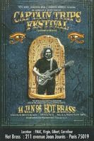 Captain Trips Festival -Tete Rock, Graceful Deal & Cabaret Nomade Presentent en Homage a Jerry Garcia - A Gathering of Tribes - 14 Jan 1996, Parc de la Villette