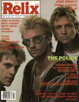 Relix: Volume 11, Number 1 - February 1984