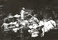 Grateful Dead: Brent Mydland, with Mickey Hart, Bill Kreutzmann, Phil Lesh, and Bob Weir