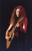 Unidentifed folk guitarist