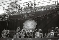 Grateful Dead: Phil Lesh, Bob Weir, Jerry Garcia, Brent Mydland