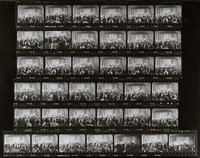 Grateful Dead at the Golden Hall: contact sheet with 37 images