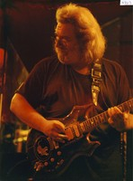 "Jerry Garcia playing ""Promised Land"""