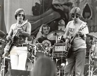 Grateful Dead: Bob Weir, Bill Kreutzmann, Phil Lesh