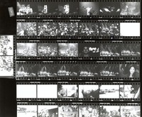 Grateful Dead: contact sheet with 32 images