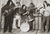 Grateful Dead: Jerry Garcia, Bill Kreutzmann, Phil Lesh, Bob Weir