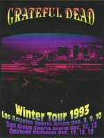 Grateful Dead - Winter Tour 1993