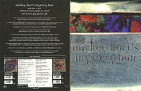 Mickey Hart's Mystery Box - Release Date: June 11, 1996