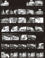 Furthur Festival at Pine Knob Music Theatre: contact sheet with 32 images
