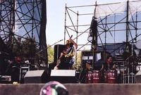 Santana: Carlos Santana and Raul Rekow