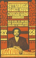 Butterfield Blues Band, Charles Lloyd Quartet - Bill Graham Presents in San Francisco - January 27-28 [1967] - Fillmore Auditorium