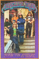 "Grateful Dead - Seven-Ten Ashbury 1967 [Bill Kreutzmann, Phil Lesh, Bob Weir, Jerry Garcia, Ron ""Pigpen"" McKernan]"