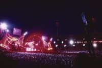 Grateful Dead, summer 1993: stage lighting