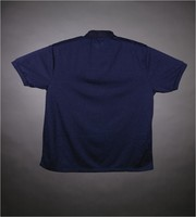 "Polo shirt: ""Cellar Door Presents Grateful Dead"" - stealie insignia"