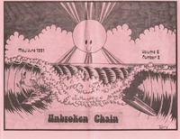 Unbroken Chain, Volume 6, No. 2 - May/June 1991