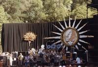 Grateful Dead: Phil Lesh, Bob Weir, Bill Kreutzmann, Mickey Hart, Jerry Garcia, Brent Mydland