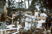 Grateful Dead: Donna Godchaux, Bob Weir, Phil Lesh, Bill Kreutzmann, Mickey Hart