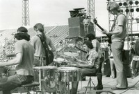 Grateful Dead: Mickey Hart, Bob Weir, Bill Kreutzmann, Jerry Garcia, and Phil Lesh