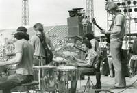 Grateful Dead: Mickey Hart, Bob Weir, Bill Kreutzmann, Jerry Garcia, and Phil Lesh