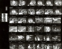 Grateful Dead: contact sheet with 37 images