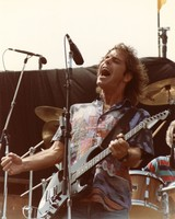 "Bob Weir performing ""Looks Like Rain"""