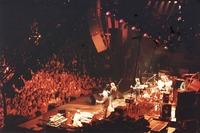 Grateful Dead: Brent Mydland, Jerry Garcia, Bob Weir, Phil Lesh, Mickey Hart, Bill Kreutzmann