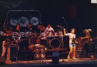 Grateful Dead: Phil Lesh, Bill Kreutzmann, Mickey Hart, Bob Weir, and Jerry Garcia