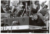 Dan Healy and another unidentified technician, ca. 1989