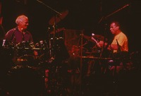 Grateful Dead, ca. 1994s: Bill Kreutzmann, Mickey Hart