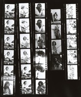 Grateful Dead: contact sheet with 27 images