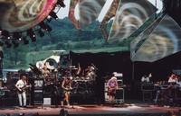 Grateful Dead: Phil Lesh, Bill Kreutzmann, Bob Weir, Mickey Hart, Jerry Garcia, Vince Welnick