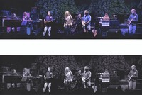 The Dead: Jeff Chimenti, Rob Barraco, Phil Lesh, Joan Osborne, Bill Kreutzmann, Bob Weir, Mickey Hart, Jimmy Henning