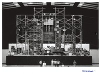 Grateful Dead at Portland Memorial Coliseum: Wall of Sound sound check