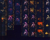 Grateful Dead at the Omni: contact sheet with 32 images