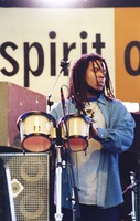 Ziggy Marley with the Melody Makers
