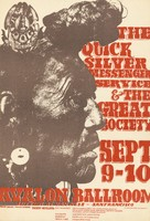 The Quick Silver Messenger Service & The Great Society - Family Dog Presents - September 9-10 [1966] - Avalon Ballroom