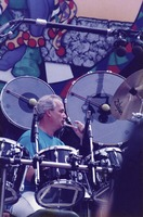 Bill Kreutzmann on his 43rd birthday