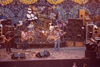 Grateful Dead: Jerry Garcia, Bob Weir, Bill Kreutzmann, Mickey Hart, and Phil Lesh
