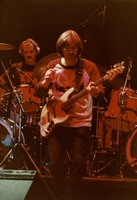 Grateful Dead: Bill Kreutzmann and Phil Lesh
