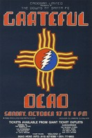 Grateful Dead - Cadogan Limited presents at The Downs at Santa Fe - October 17 [1982]