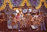 Grateful Dead: Jerry Garcia, Bob Weir, Bill Kreutzmann, Phil Lesh, and Mickey Hart