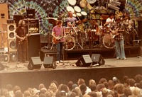 Grateful Dead: Jerry Garcia, Bob Weir, Bill Kreutzmann, Mickey Hart, Phil Lesh