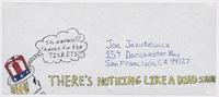 Joe Jezukewicz [return envelope]
