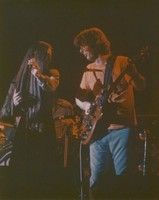 Grateful Dead: Donna Jean Godchaux and Phil Lesh