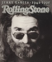 Rolling Stone Cover #717 - Jerry Garcia, 1942-1995